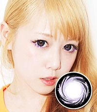 【Yearly / 2 Lenses】 PP18 Violet  /179