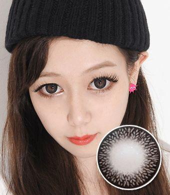 【Yearly / 2 Lenses】 E21 Gray  /232
