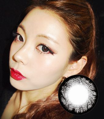 【Hydrogel】 Maxlook Eyestar Gray  /253