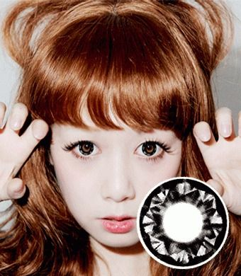 【 Yearly / 2 Lenses】 PP17 SILVER /089