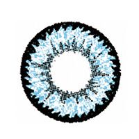 DUEBA/Tiffany/Z12 Blue/14.5mm/1208