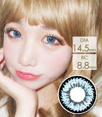 DUEBA/Tiffany/Z12 Blue/14.5mm/1208