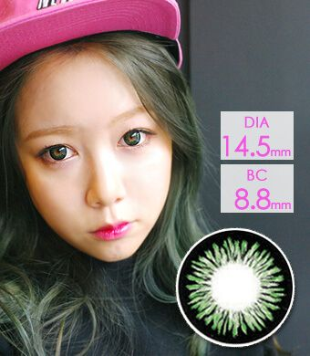 【Yearly / 2 Lenses】 Sharon  Green (ADS) /1224