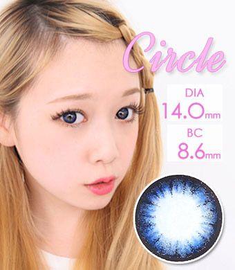 Circle color blue  /508