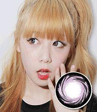 【Yearly / 2 Lenses】 POP B400 Violet  /196