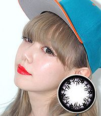 【Yearly / 2 Lenses】 Jennet Violet (OA1) /123