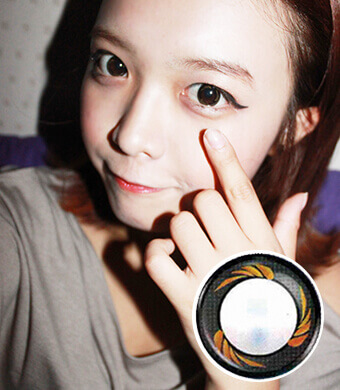 【Yearly / 2 Lenses】 Anna Brown (AM02) /186