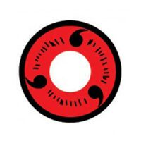 Dueba  / NO 114 crazy  sharingan Cosplay  /400