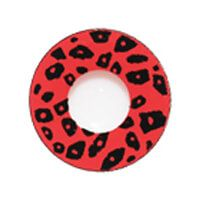 【Cosplay / 2 Lenses】 Funky Leopard Red /880