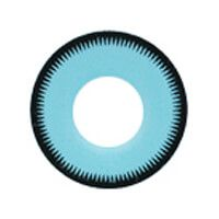 【Cosplay / 2 Lenses】 Funky Saw blue /895