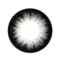 [Hyperopia/6month] Circle color gray / 1324 </br> DIA:14.0mm(~ +8.00)