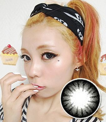 【Yearly / 2 Lenses】  Ivy Gray /063