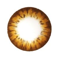 【Toric/12month】 Avril (A132) Brown toric 180 AXIS /1268 </br> DIA:14.2mm, G.DIA:13.7mm