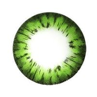 【Toric/12month】 Avril (A132) Green toric 180 AXIS /1273 </br> DIA:14.2mm, G.DIA:13.7mm