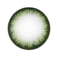 【Toric/12month】 JeJe Green toric 180 AXIS  /1277</br>DIA:14.0mm, G.DIA:13.0mm