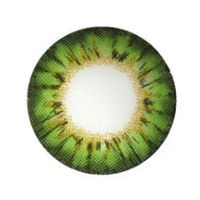 【Toric/12month】 Bess (A133) Green toric 180 AXIS  /1283 </br> DIA:14.2mm, G.DIA:13.7mm