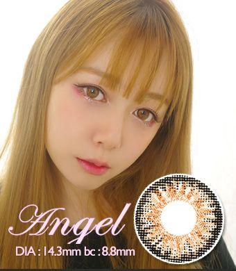 Angel  BROWN/14.3mm /8.8mm /1342