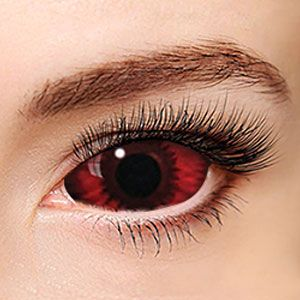 Red Werewolf Sclera 034 / 22mm / 1493