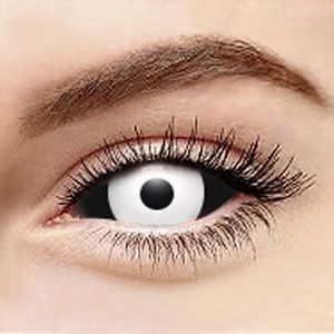 Black Pierrot  Sclera 074 / 22mm / 1496
