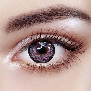 ULTRA BIG 【 Yearly / 2 Lenses】  Daisy K17 Pink /714