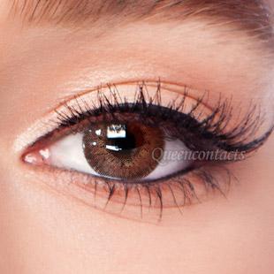 【Yearly / 2 Lenses】 Shinny CLARA Hazle  /239