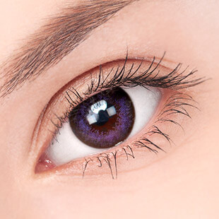 【Yearly / 2 Lenses】 Dali Extra Violet   14.0mm /052
