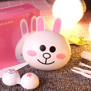 Line Cony Contact Lens Case / 1512