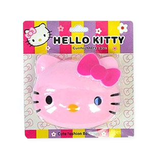 Kitty Contact Lens Case / 1521