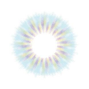 【1+1】IWWI Placide Blue / Silicon Hydrogel / 1532