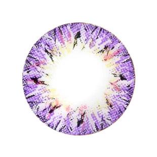 [Hyperopia/12month] VILLEA Violet  /1317 </br> DIA:14.2mm(~ +4.00)