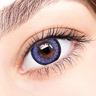 【 Yearly / 2 Lenses】 VASSEN Fairy Kirei  Violet  /634