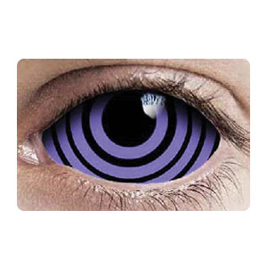 Rinnegan - Naruto  Sclera 2228 / 22mm / 1547