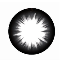 Ultra Magic circle Black  /14.5mm/008