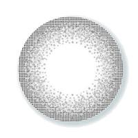 [1month] Club Silver Pearl / Silicone Hydrogel / 1466