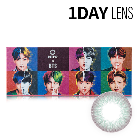 [1Day]BTS IDOL MY SELF Grey / 1573