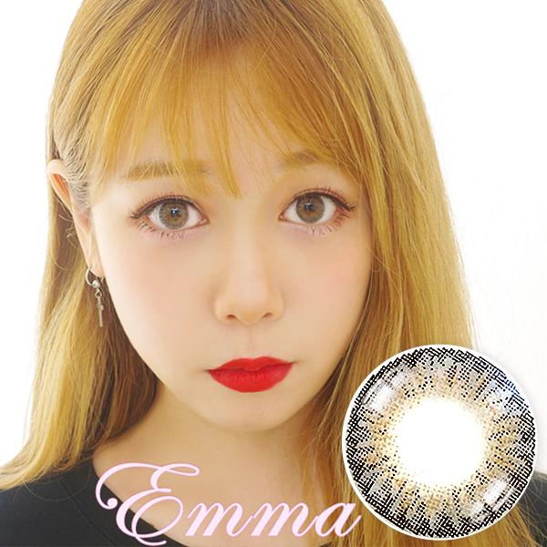 【 Yearly / 2 Lenses】 Emma gray /1340