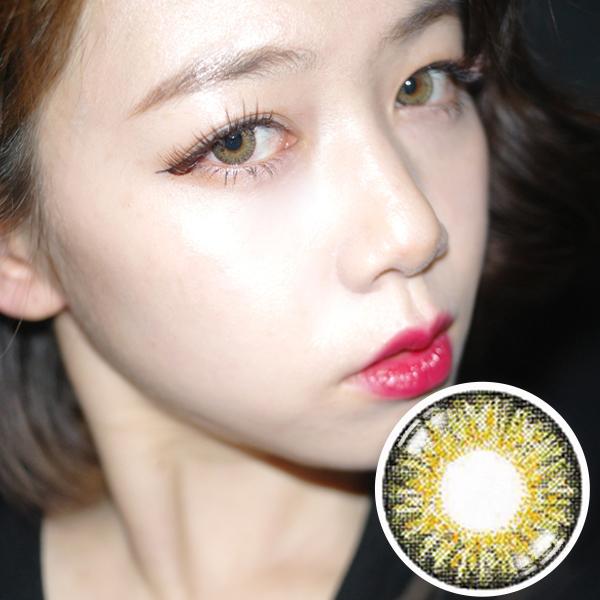 【 Yearly / 2 Lenses】 Chloe / 14.5mm /  heizle   / 1001