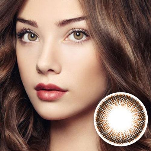 【 Yearly / 2 Lenses】 Magic Eye JENNY Brown  /929