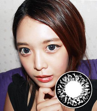 【Yearly / 2 Lenses】 Brenda gray (J4)  /218