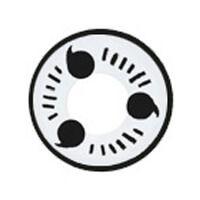 【Cosplay / 2 Lenses】 Itachi T04  /856