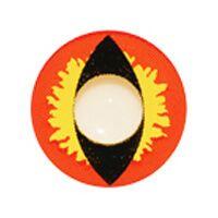 【Cosplay / 2 Lenses】 Funky Dragon Eye /875