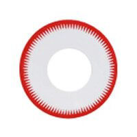 【Cosplay / 2 Lenses】 Funky Saw white  /894