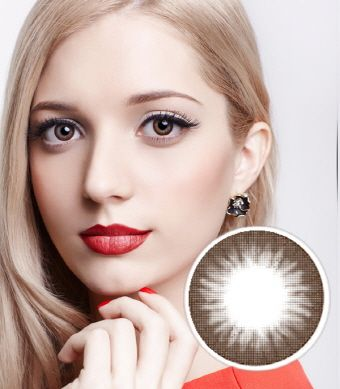 【2 Toric Lenses / 12month】 NOBLE choco Toric / 1051</br>