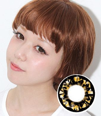 【Yearly / 2 Lenses】 PP17 Gold /092