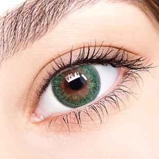 【 Yearly / 2 Lenses】 VASSEN Angel Keizen  Green  /622