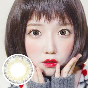 PREMIUM 【2 Toric Lenses /12month】  YEJI  Gray /1627 </br>